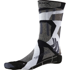 X-Socks Trek Pioneer LT Sokken Heren, granite grey/modern camo